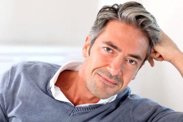 menopauza férfiaknál és merevedés