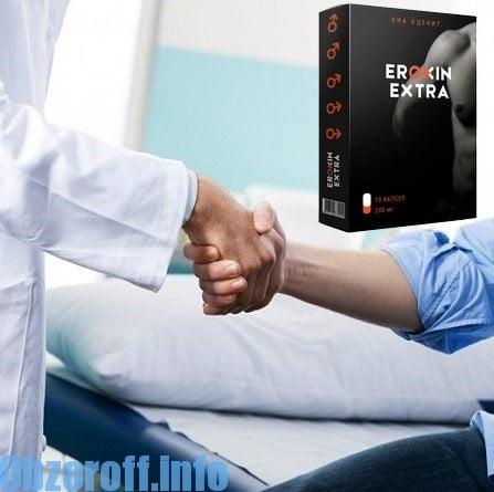 erekció erős gyenge)