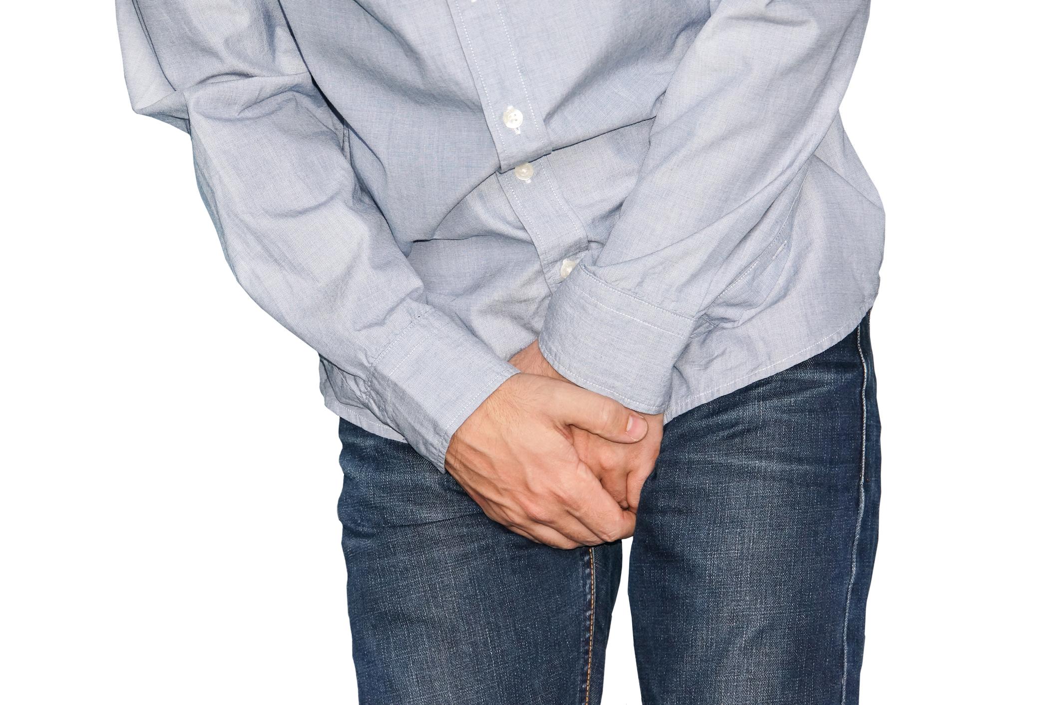 pénisz prosztatagyulladással hogy néz ki