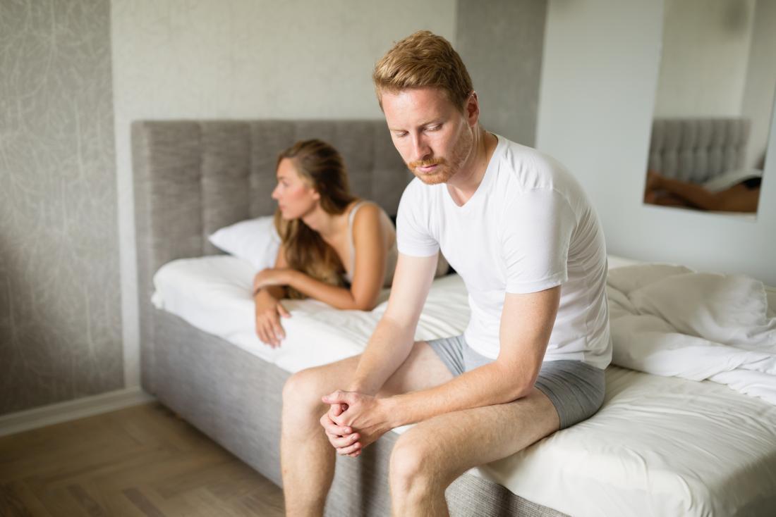 miért vesztette el a férfi merevedési okát gyenge erekcióval a férfiaknál