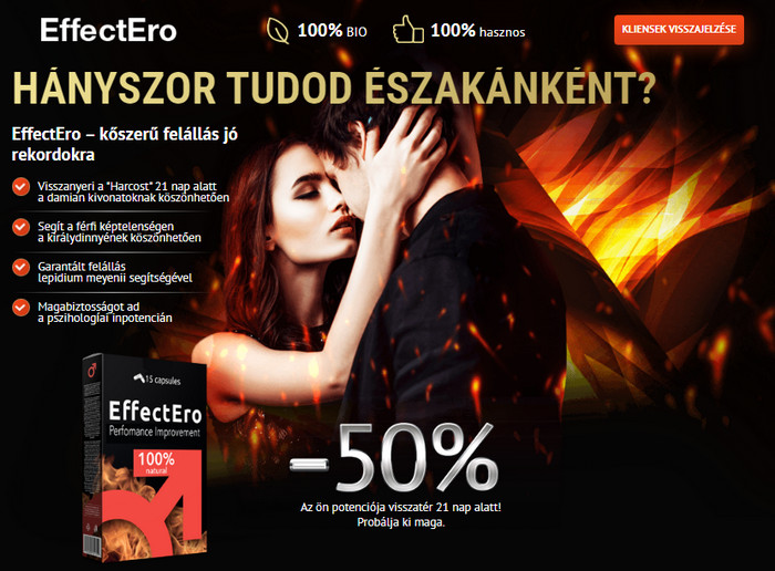 Orosz erekciós tabletták
