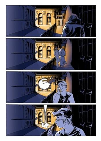 Péniszt villant Batman az új képregényben | hu
