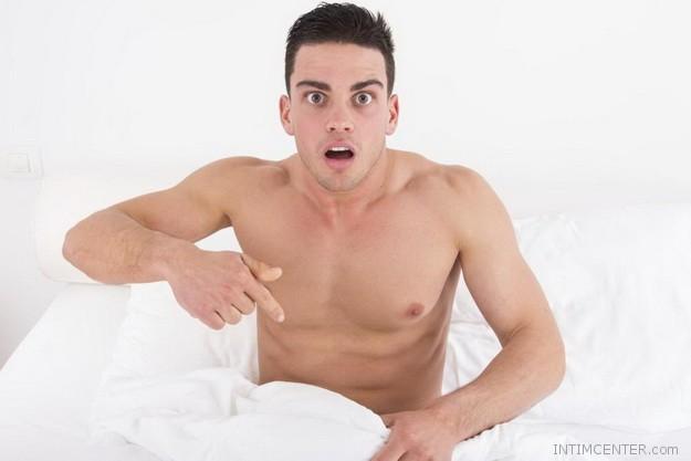 mit tegyek egy kis pénisz az erekció megszűnése a közösülés során
