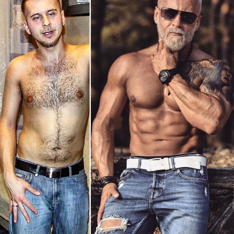35 év feletti férfiak