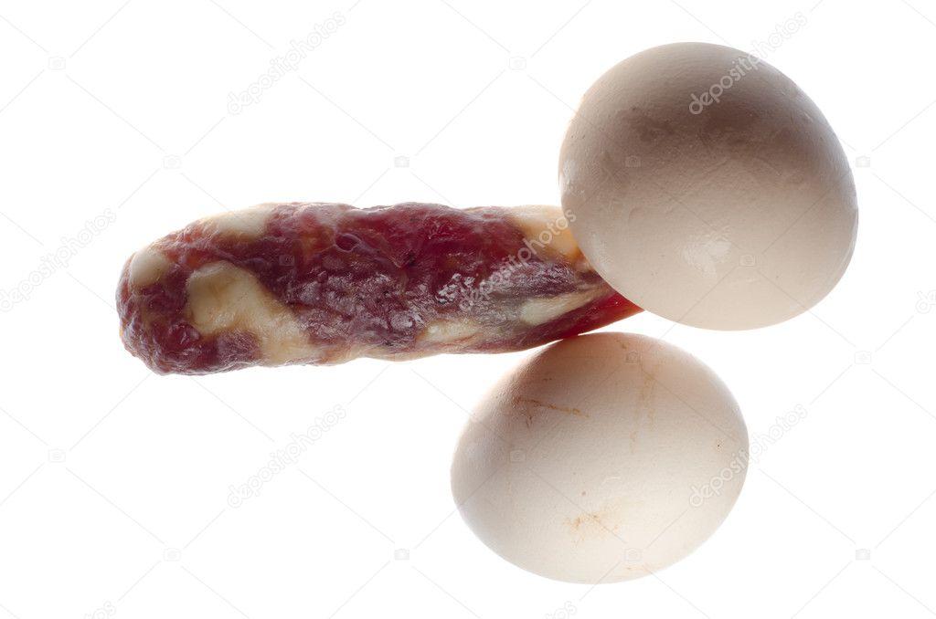 a pénisz és a herék önmasszírozása