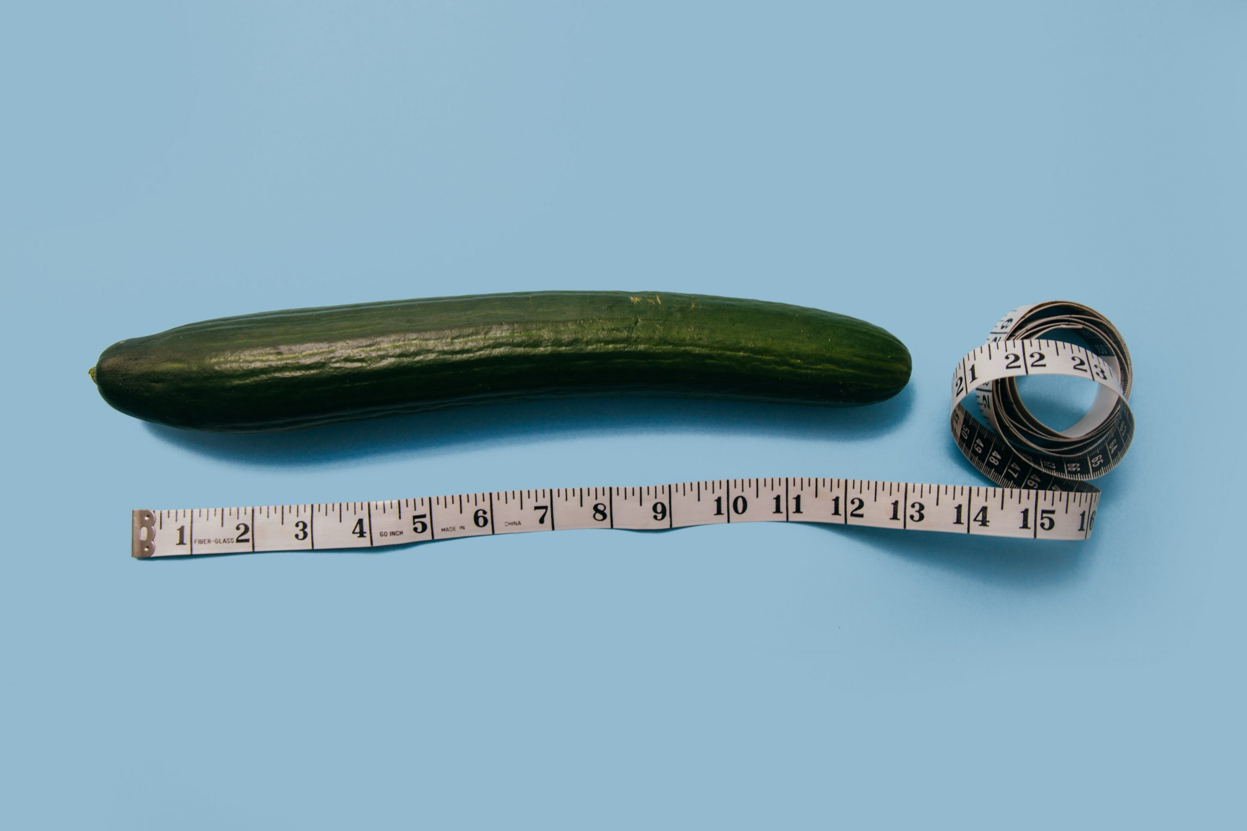 a péniszek mérete és alakja
