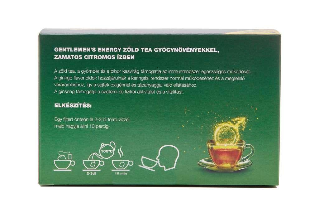 tea az erekció fokozására