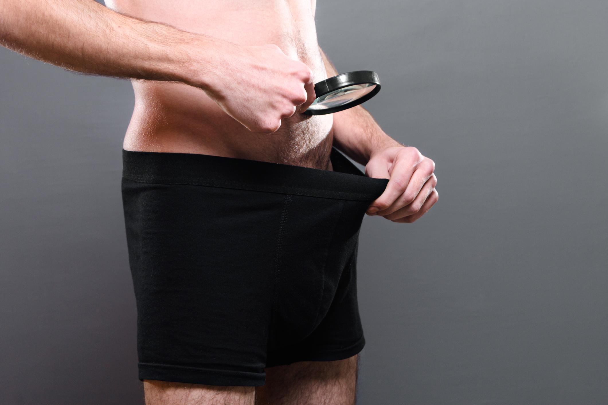 mi lehet egy nagyon kicsi pénisz