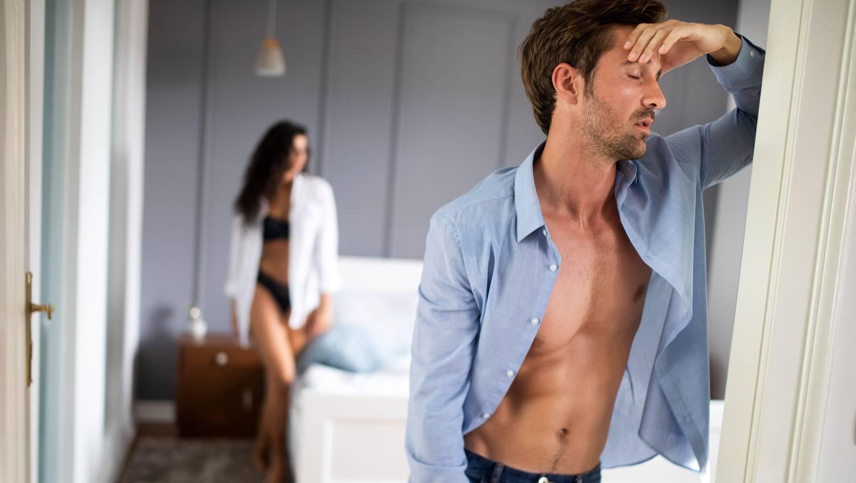 mi okozza a férfiak gyenge merevedését
