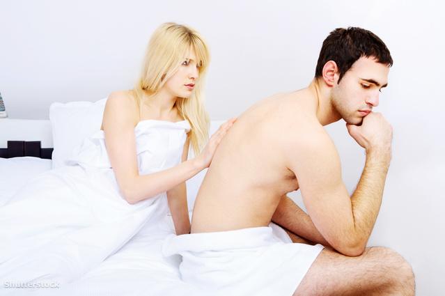 mit kell tenni, amikor a pénisz áll)