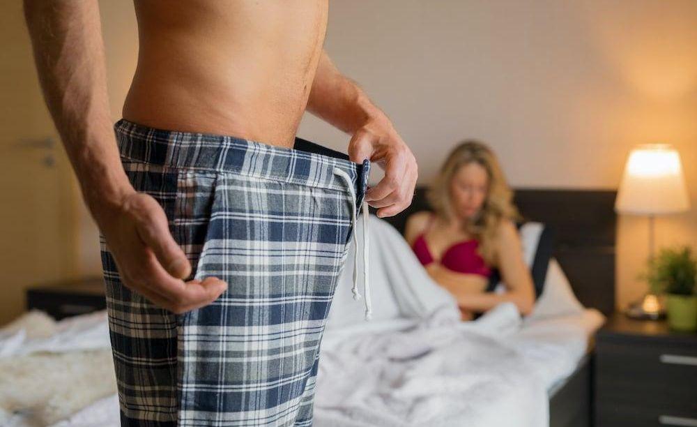 hogyan lehet megbirkózni az erekcióval)