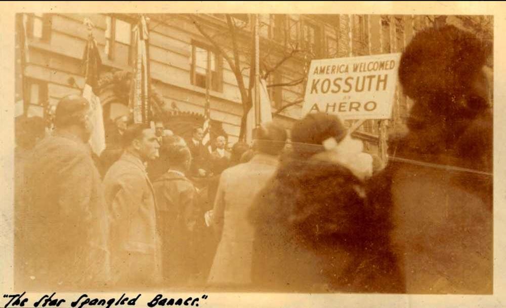 Kossuth-albumok digitalizált másolatai az Országos Széchényi Könyvtárban - OSZK