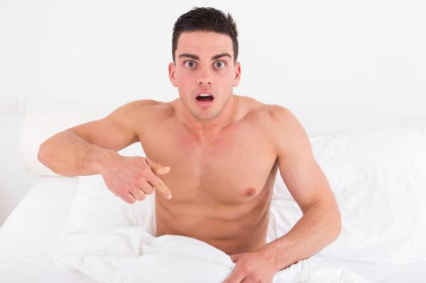 miért van a férfiaknak különböző péniszük