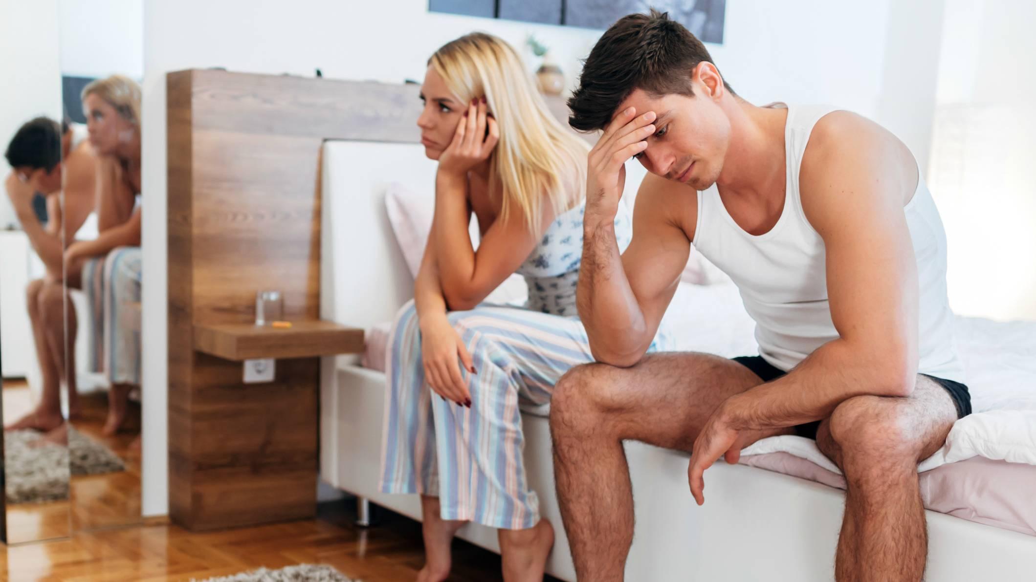 a férjemnek ne legyen pénisze, mit tegyen