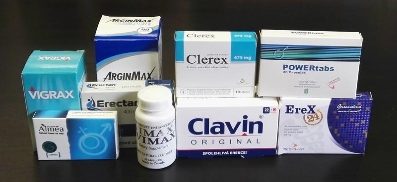 gyógyszer erekció fotó